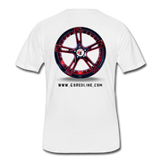 Men's 50/50 T-Shirt - white