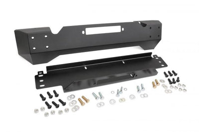 JEEP STUBBY FRONT WINCH BUMPER