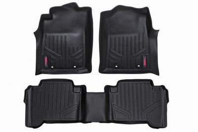 HEAVY DUTY FLOOR MATS [FRONT/REAR] - (07-11 TOYOTA TUNDRA DOUBLE CAB)