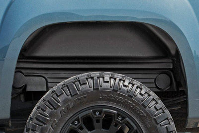GMC REAR WHEEL WELL LINERS (07-13 1500 / 07-10 HD PU)