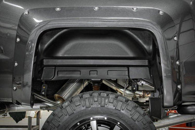 GMC REAR WHEEL WELL LINERS (14-19 SIERRA PICKUP)