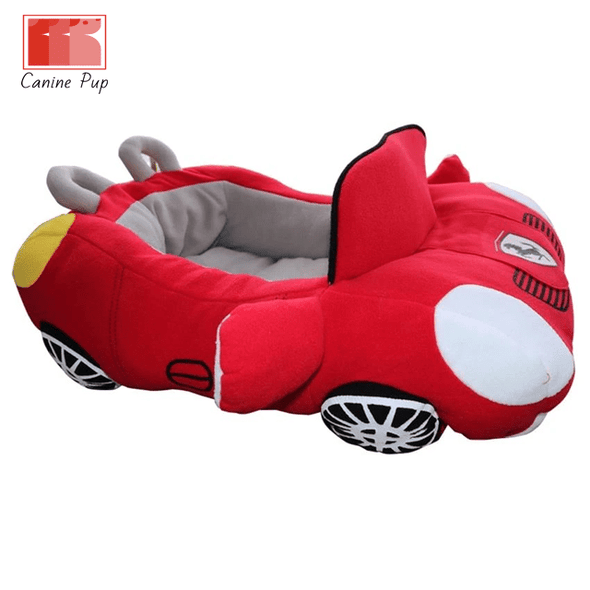 Car Shaped Dog Bed