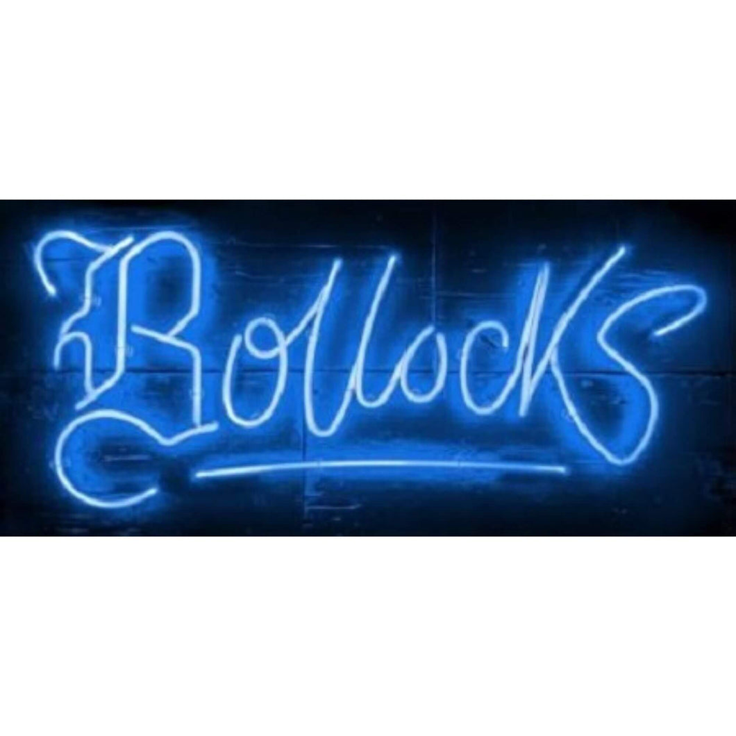 Bollocks by Courty Artists Proof