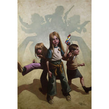 Load image into Gallery viewer, Craig Davison Angels Lets Get To Work