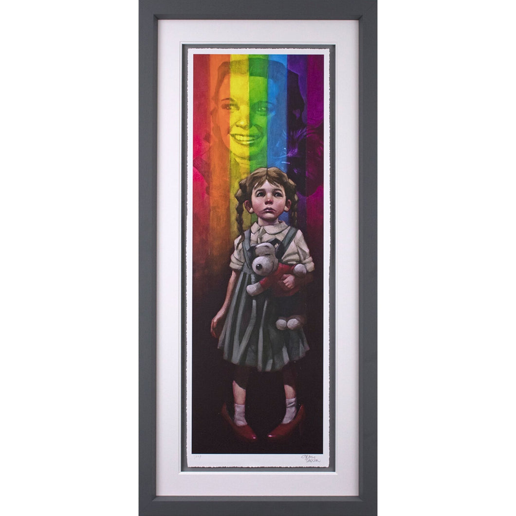 Craig Davison Birds Fly Over The Rainbow Limited Edition