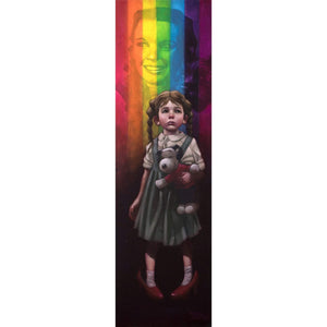 Craig Davison Birds Fly Over The Rainbow Limited Edition Framed
