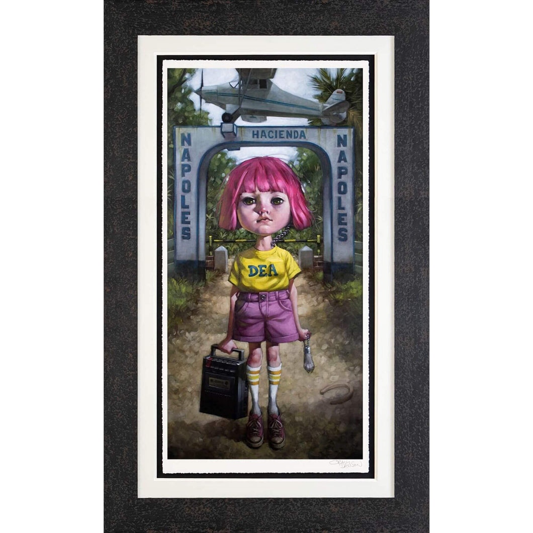 Craig Davison Make Your Own Luck Artists Proof