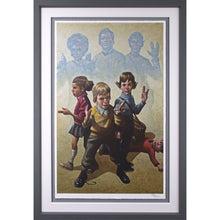 Load image into Gallery viewer, Craig Davison Phasers To Stun Framed Limited Edition