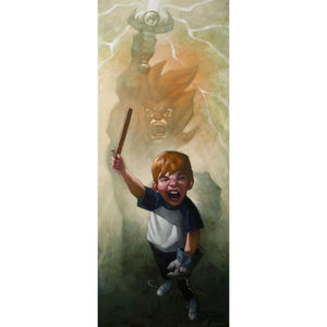 Craig Davison Thunder Cats Limited Edition