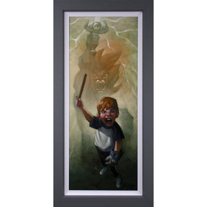 Craig Davison Thunder Cats Framed Limited Edition