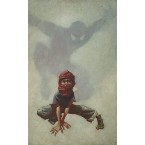 Craig Davison Web Head Limited Edition Print