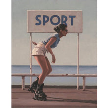Load image into Gallery viewer, Jack Vettriano Blades II Limited Edition