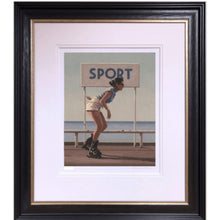 Load image into Gallery viewer, Blades II Jack Vettriano Limited Edition Framed