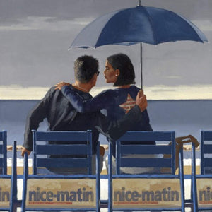 Blue Blue Limited Edition Jack Vettriano