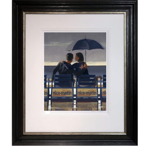 Blue Blue Framed Limited Edition Print
