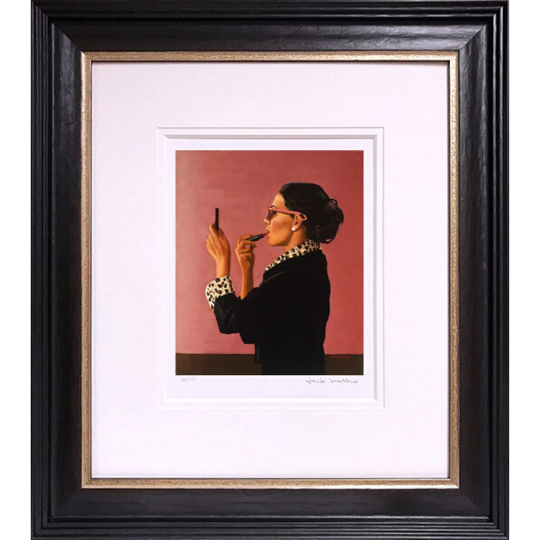 Diva by Jack Vettriano - Limited Edition