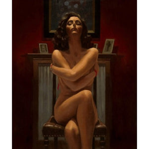 Just The Way It Is Jack Vettriano Limited Edition