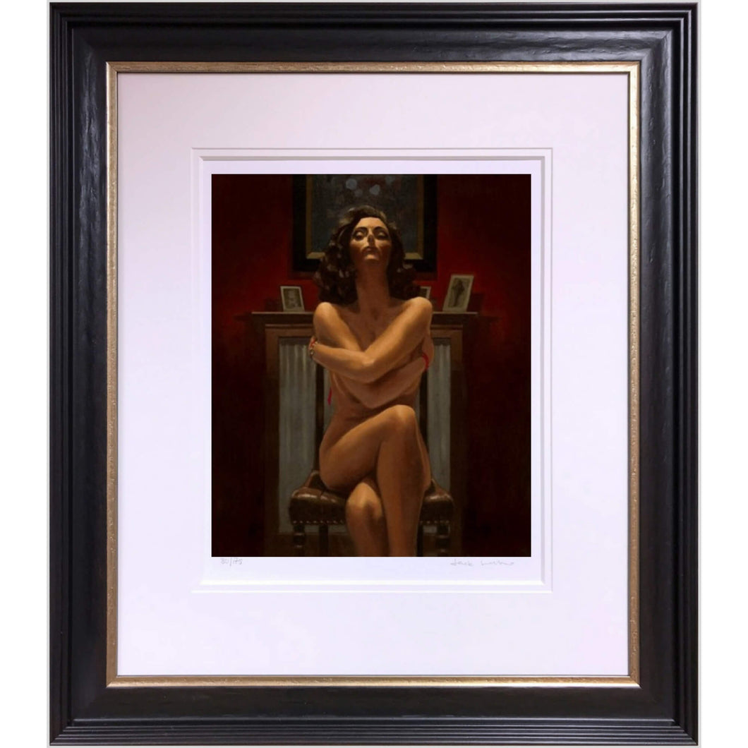 Just The Way It Is Jack Vettriano Framed