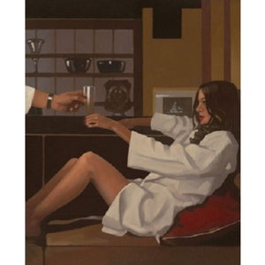 Man of Mystery Limited Edition Jack Vettriano