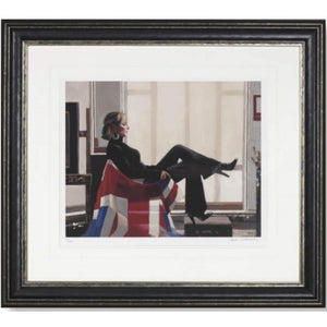 Olympia (Zara Philips) by Jack Vettriano - Limited Edition Print