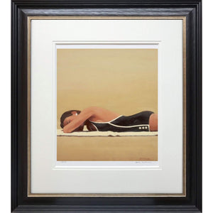 Scorched Jack Vettriano Limited Edition Framed