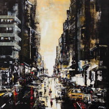Load image into Gallery viewer, Mark Curryer Original Big Yellow Taxi Cab