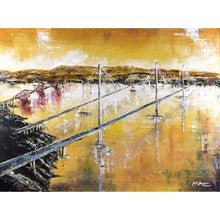 Load image into Gallery viewer, Mark Curryer Original Bridge The Gap