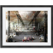Load image into Gallery viewer, Mark Davies One More Round Limited Edition Framed