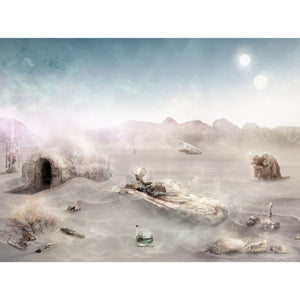 Mark Davies Shifting Sands Star Wars Limited Edition