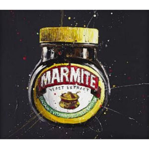 Paul Oz Marmite Artists Proof