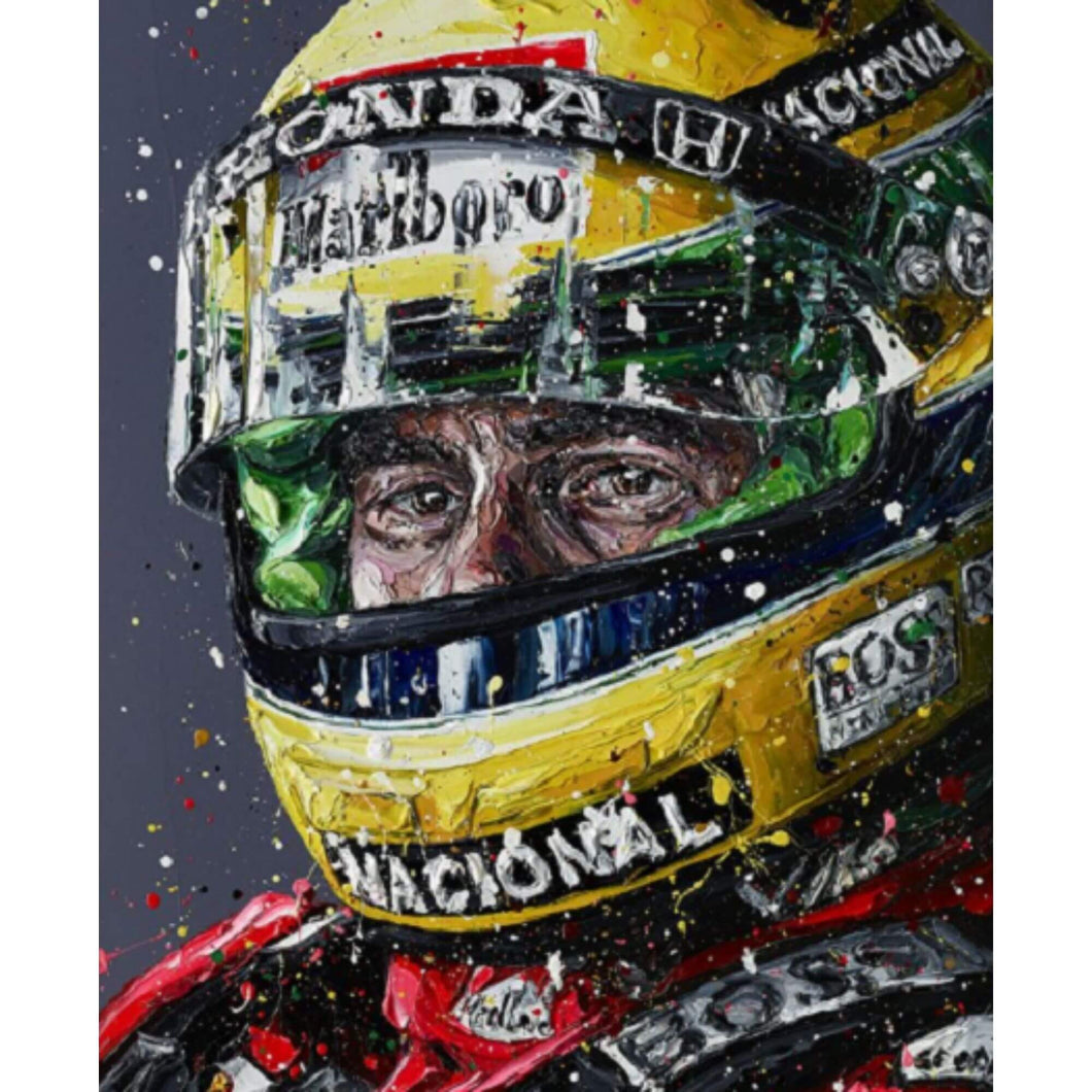 Paul Oz Senna 2018 Artists Proof