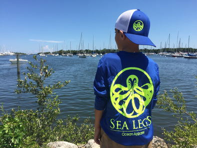 Kids Sea Legs Dry-Fit