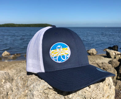 Bahamas Strong Flex-Fit Mesh Hat