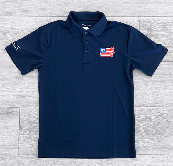"Sea Legs ""Star & Arms"" Polo"