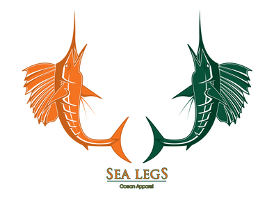 Sailfish U Decal