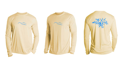 "OFF-SHORE SERIES ""DREAM"" Long Sleeve"