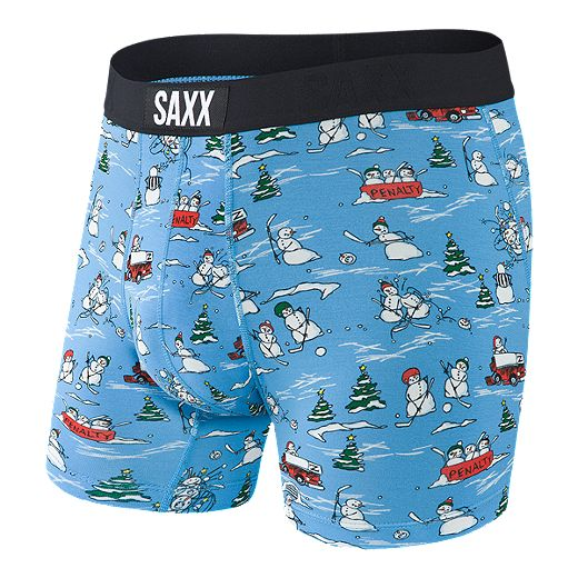 Vibe Boxer Brief, Blue Pucking Awesome PBA