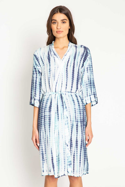 Morning Sunshine Tie Dye Robe