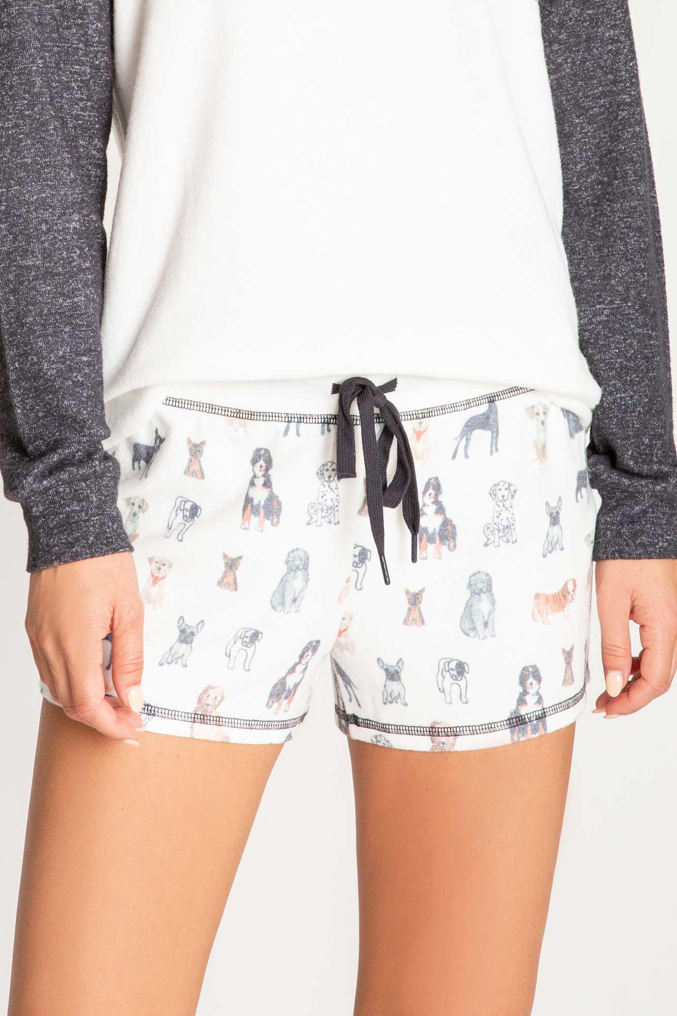 Anything is Paw-ssible Shorts