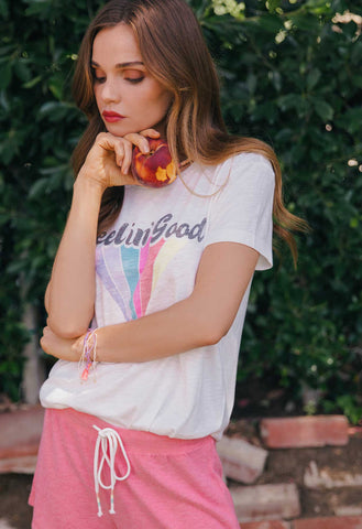 Rainbow Lounge Feelin' Good S/S Tee