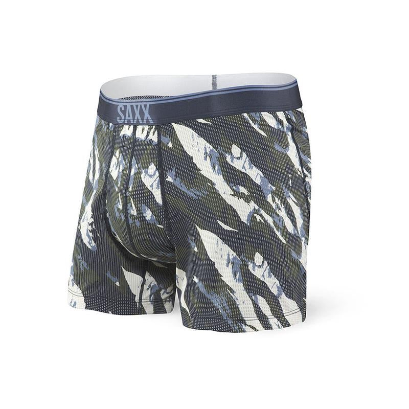 Quest Boxer Brief, Navy Mountain Camo NMC