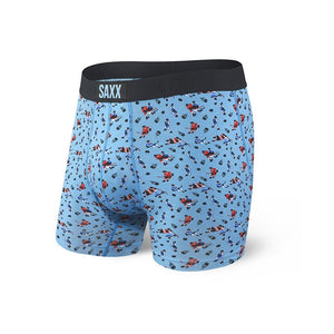 Ultra Boxer Brief, Blue Action Shot ASB