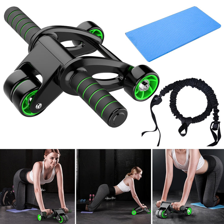 Muscle Training Wear Resistant Shaping Abdominal Wheel