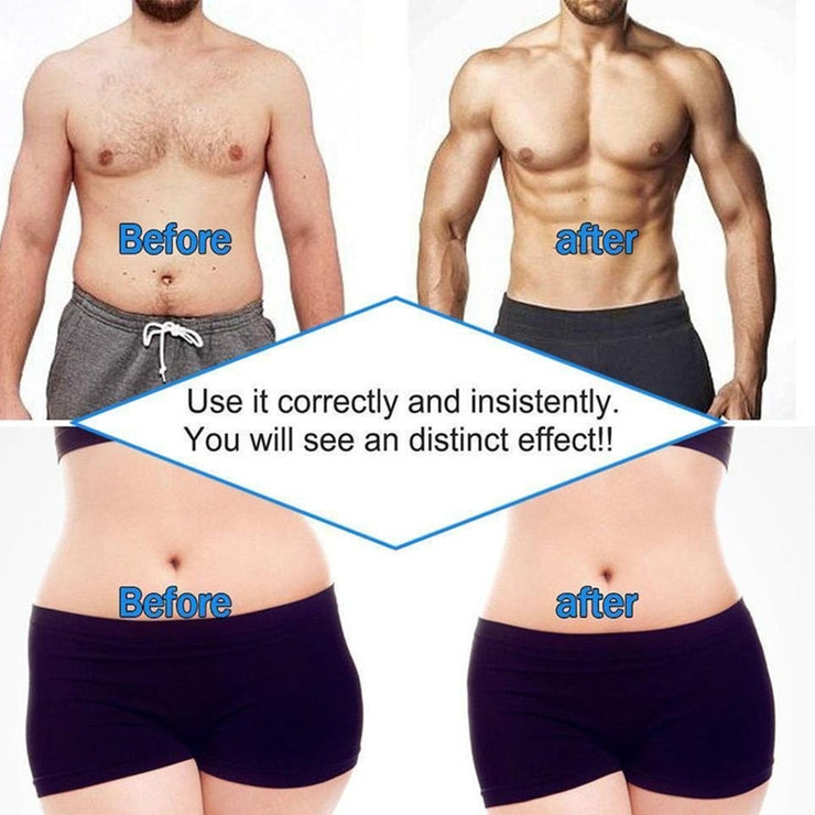 ABS Fitness Slimming Electrical Stimulator