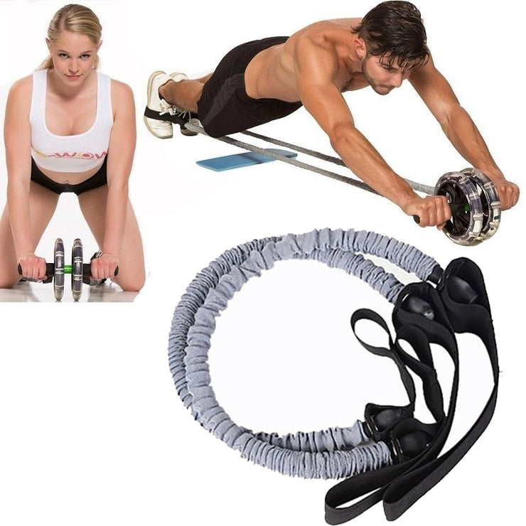 Resistance Training Bands Tube Fitness Equipment
