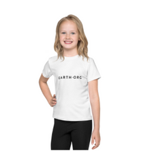 Load image into Gallery viewer, Children's EARTH•ORG Eco Tee