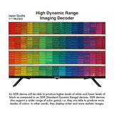 "32"" LED HD Frameless TV <b>(AW-LED32X6FL)</b>"