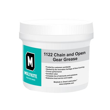 Molykote 1122 Chain and Open Gear Grease