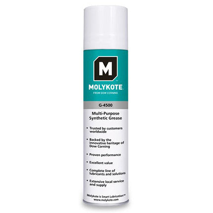Molykote G-4500 Aerosol Multi-Purpose Synthetic Grease