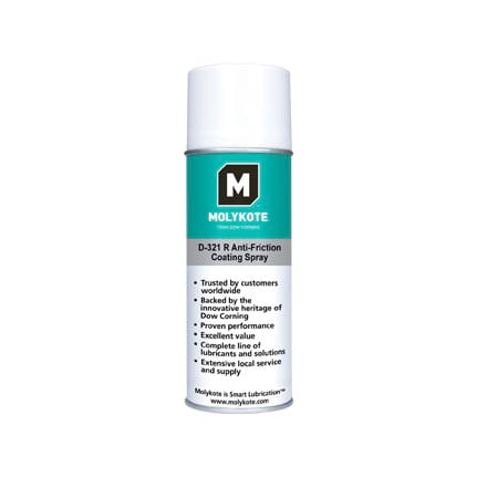 Molykote D-321 R Anti-Friction Spray